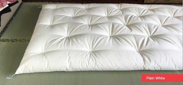 plain White shiki
