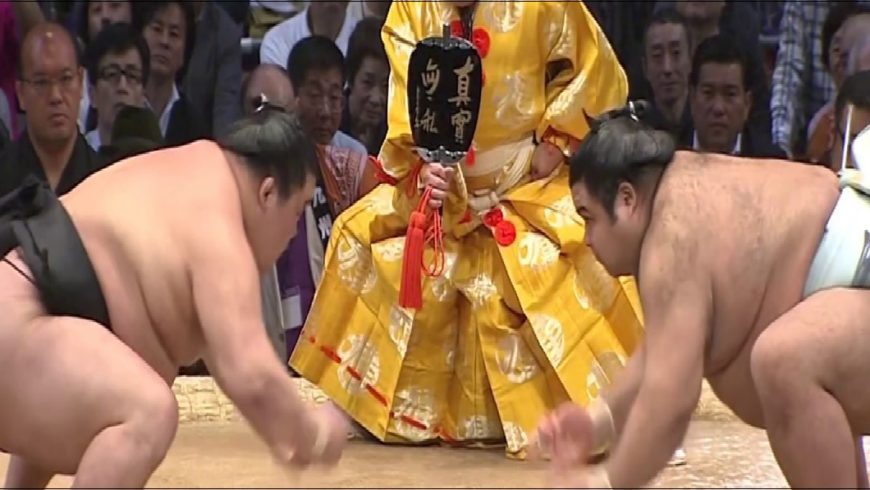 2018 Grand Sumo Starts today